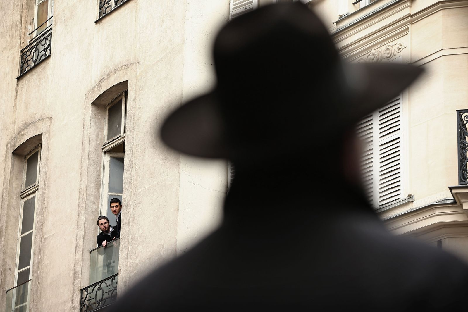 Paris/ Marais/ Frankreichs Juden