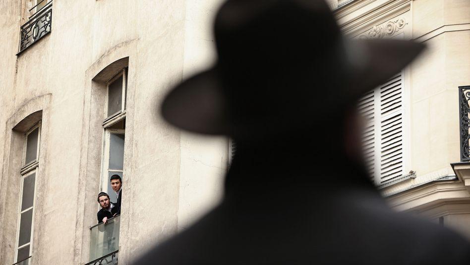 Juden in Paris: Seit Jahren steigt die Zahl jüdischer Auswanderer aus Frankreich