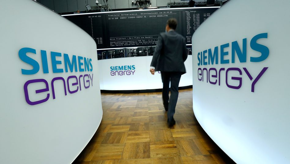 Siemens Energy spielt ab sofort in der ersten Börsenliga mit