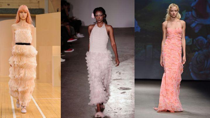 Haute Couture: Krawall und Kabelbinder