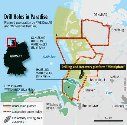 Graphic: Drill Holes in Paradise