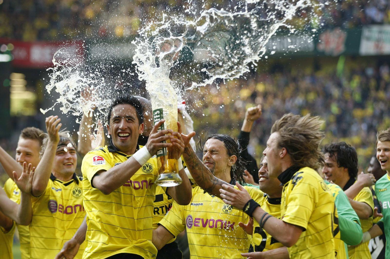 Dortmund Feier Barrios