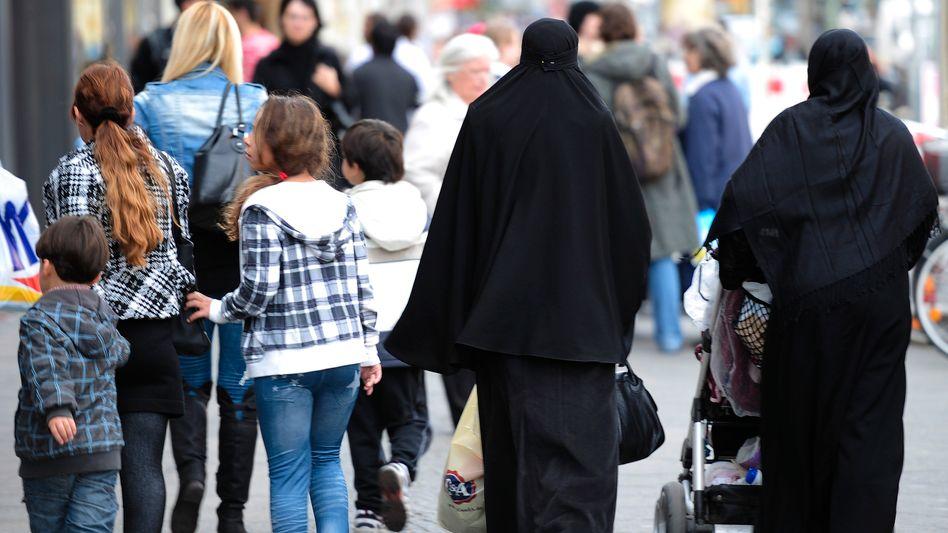 Muslime im Berliner Stadtteil Neukölln: 600 Goldmünzen nach der Scheidung