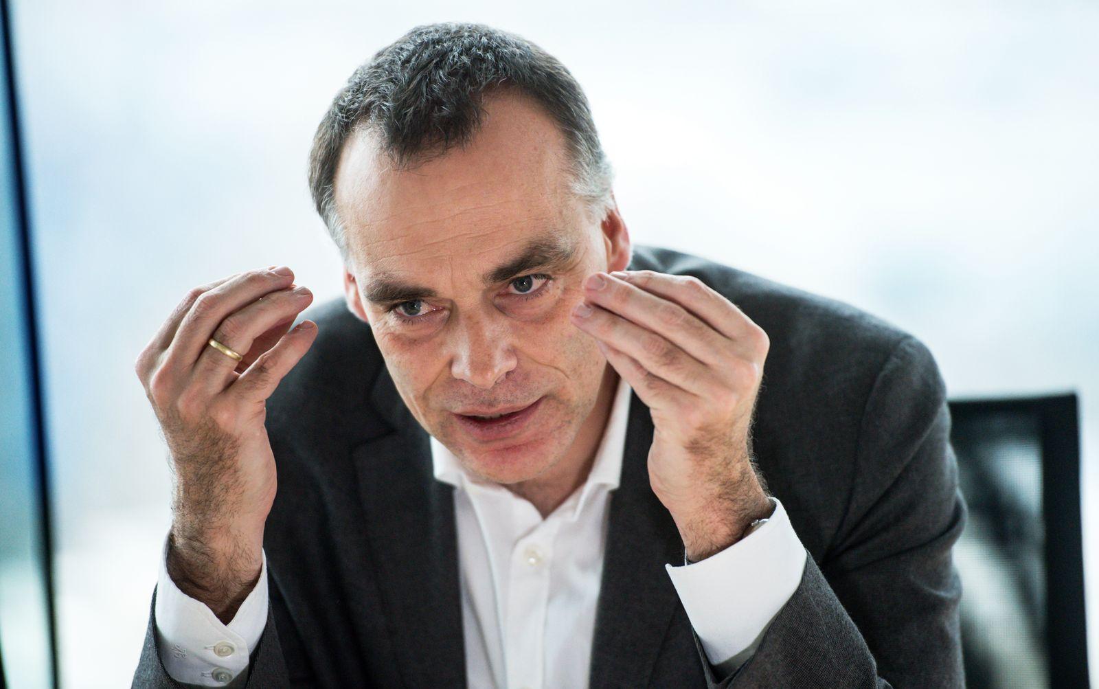 Berthold Huber / Bahn-Vorstand