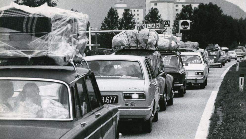 """Legendäre Gastarbeiterroute: """"Wo geht's denn hier nach Istanbul?"""""""