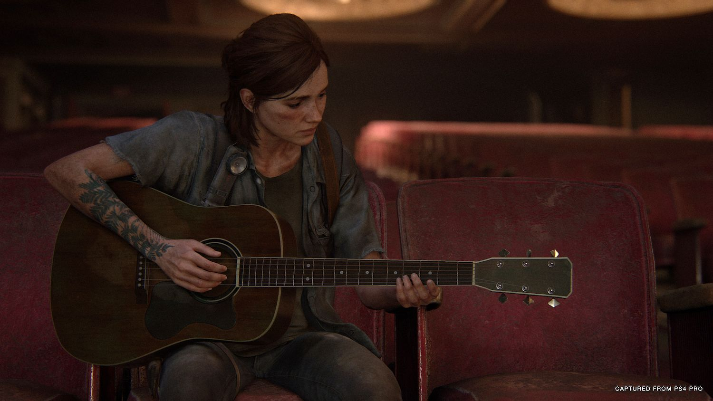 NUR ALS ZITAT Screenshot The Last of Us Part 2 2