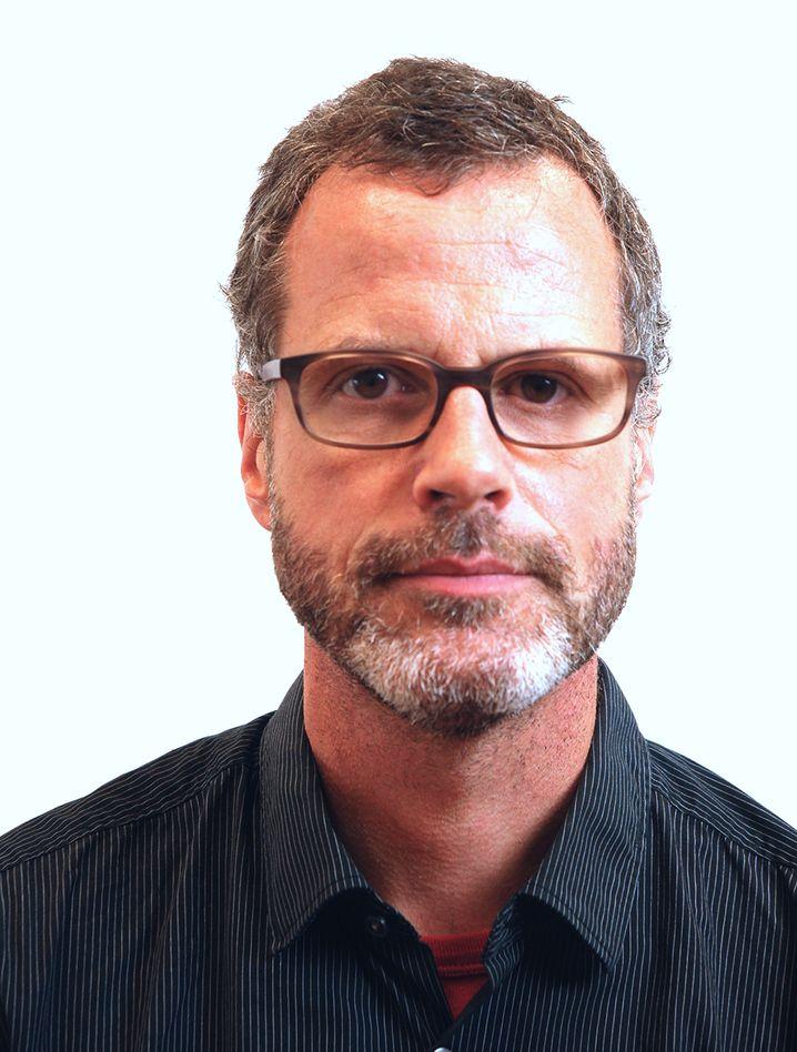 Journalist Marcel Hänggi