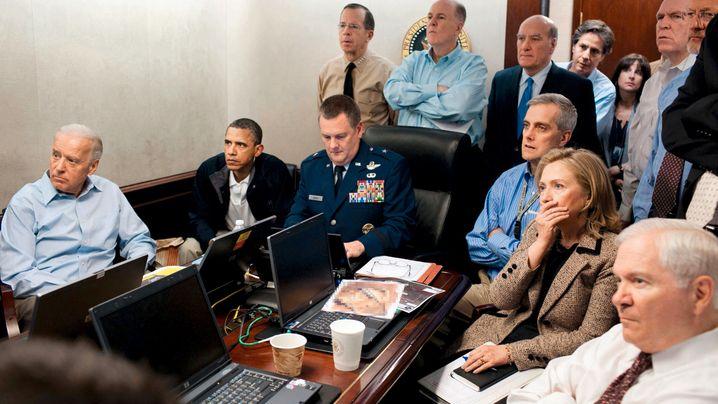 Photo Gallery: The Hunt for Bin Laden