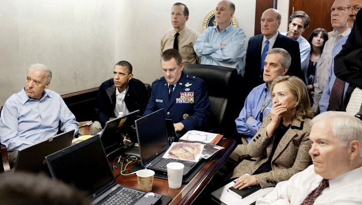 Photo Gallery: The Hunt for Bin Laden