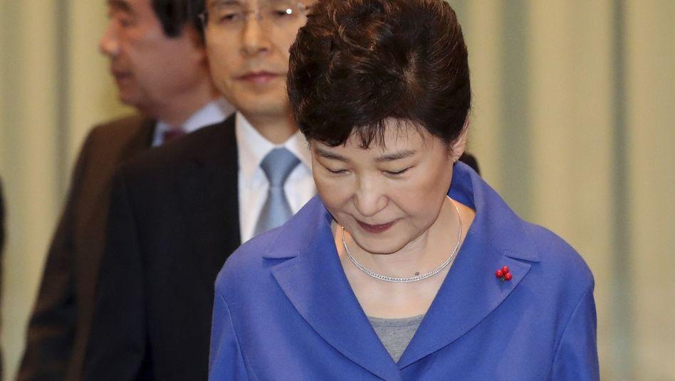 Park Geun Hyeging