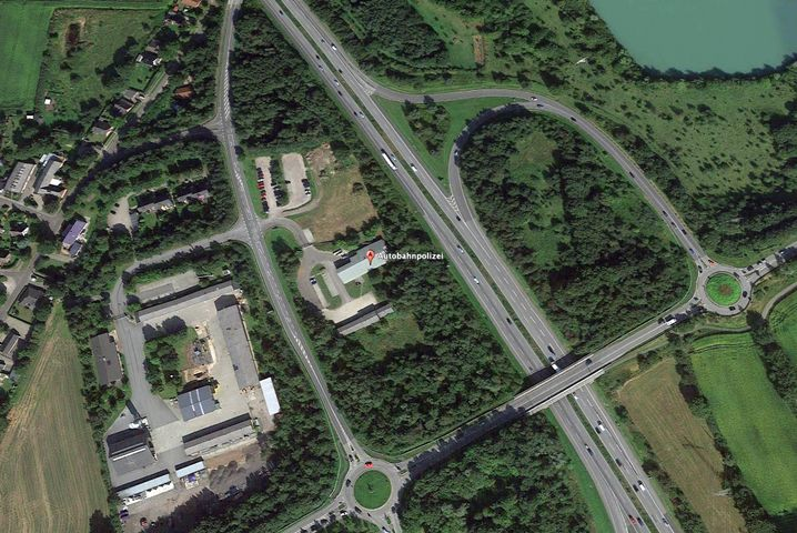 Autobahnpolizei Schuby