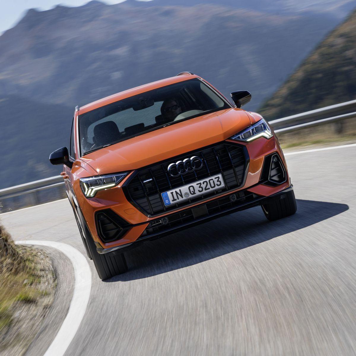 Audi Q3 Im Test Neue Generation Ist Endlich Familientauglich Der Spiegel