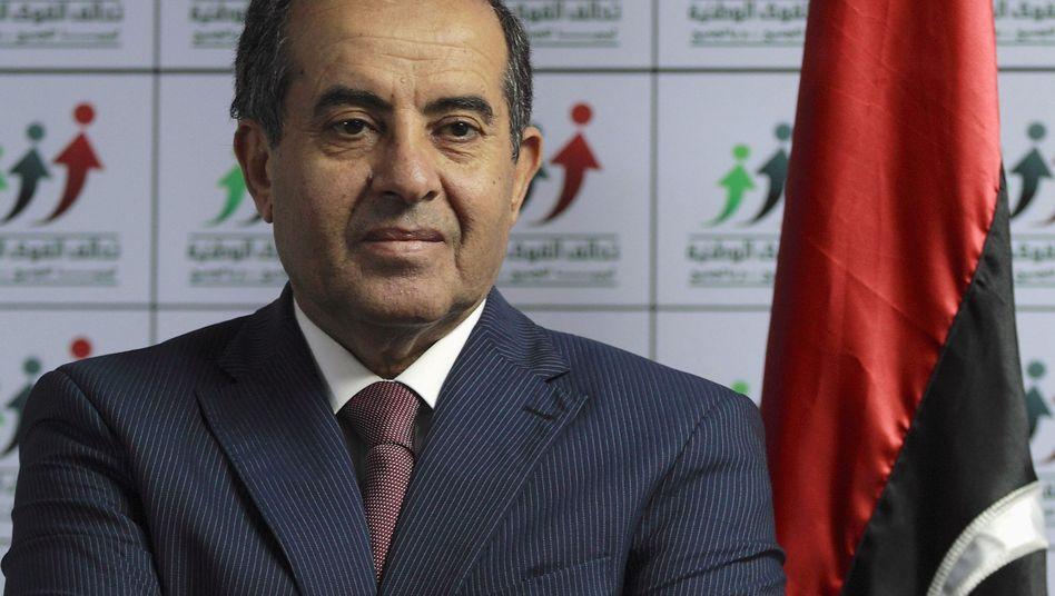 Politiker Dschibril: Nach vorläufigen Hochrechnungen Sieger der Wahlen in Libyen