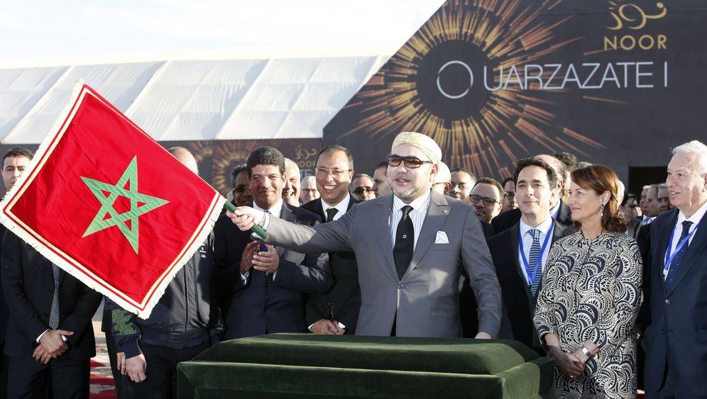 Neue Solaranlage in Marokko: Strom aus der Wüste