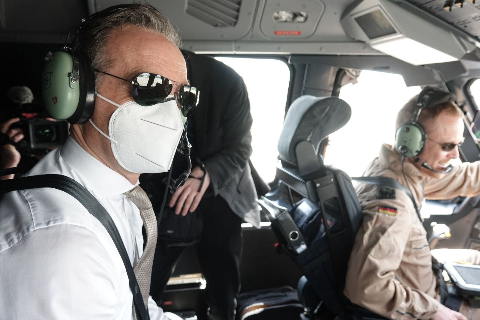 Außenminister Maas besucht Afghanistan