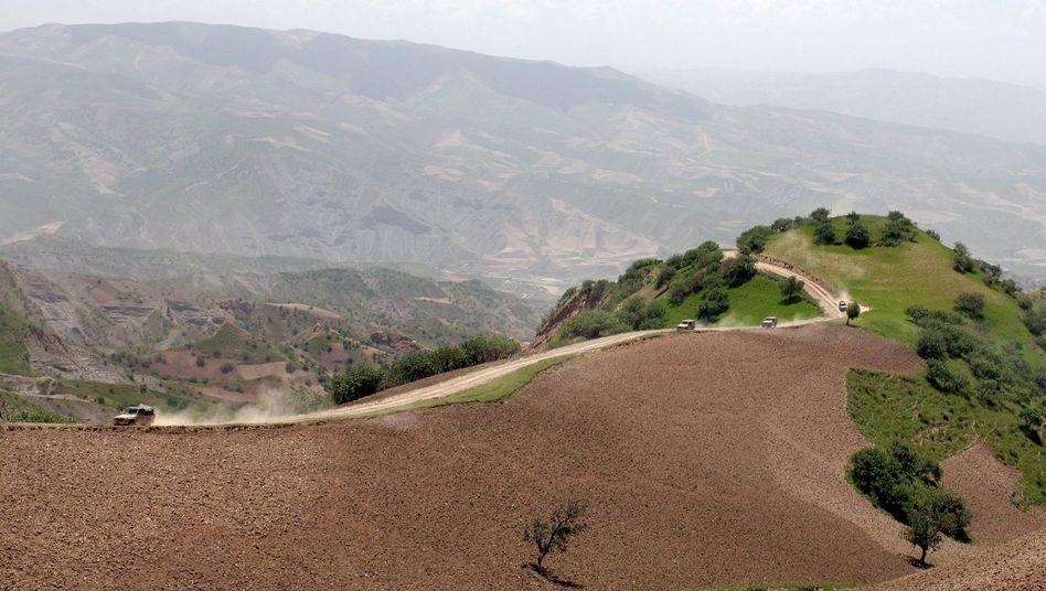 Deutsche Patrouille in der Provinz Badachschan: Große Gefahr für die Helfer?