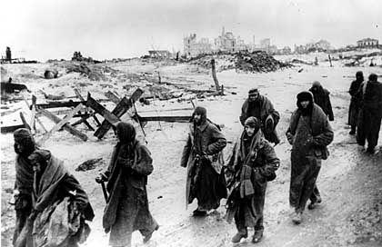 "Stalingrads Fall war der Anfang vom Ende des ""Tausendjährigen Reichs"""