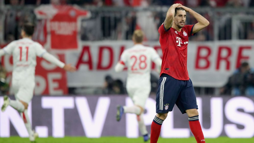 Bundesliga: Wie im Slapstick-Film