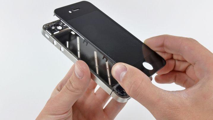 iPhone 4: Das Innenleben des Apple-Handys