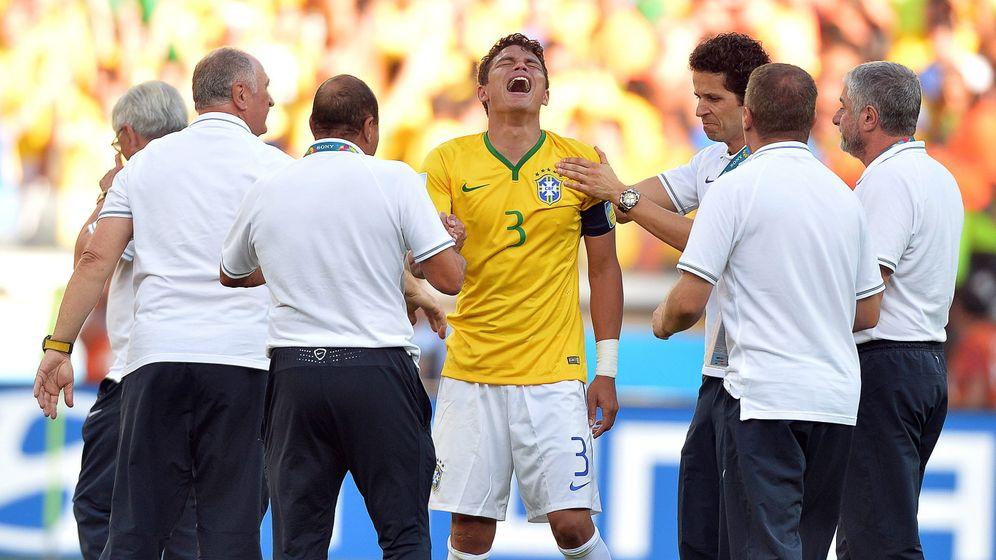 Brasiliens Nationalelf: Im Tal der Tränen