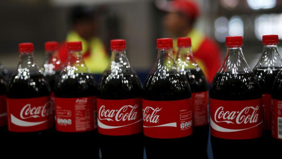 Cola-Produktion: Anteil von Mehrwegflaschen weiter gesunken