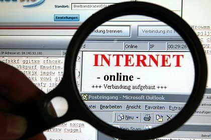 Netz-Überwachung: Als nächstes möchte das Bundesinnenministerium sich die Festplatten Deutschlands vornehmen