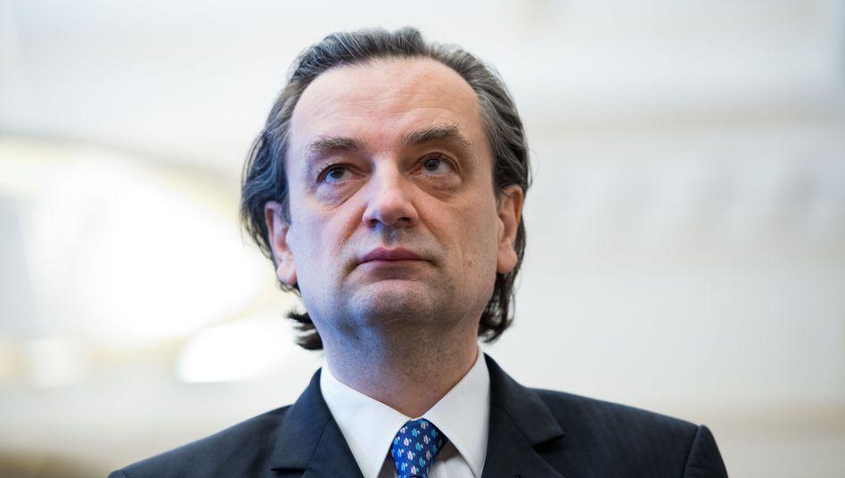 Ex-HSH-Nordbank-Chef Jens Dirk Nonnenmacher (2014)