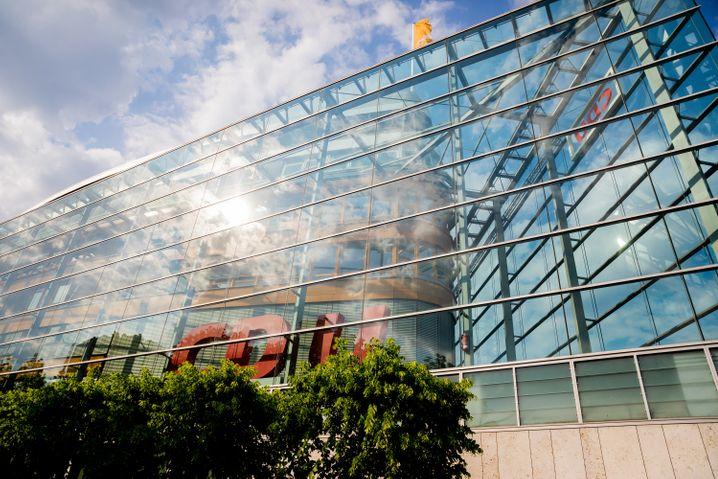 CDU-Zentrale in Berlin: »Deep Fake« einer Aktivistengruppe?