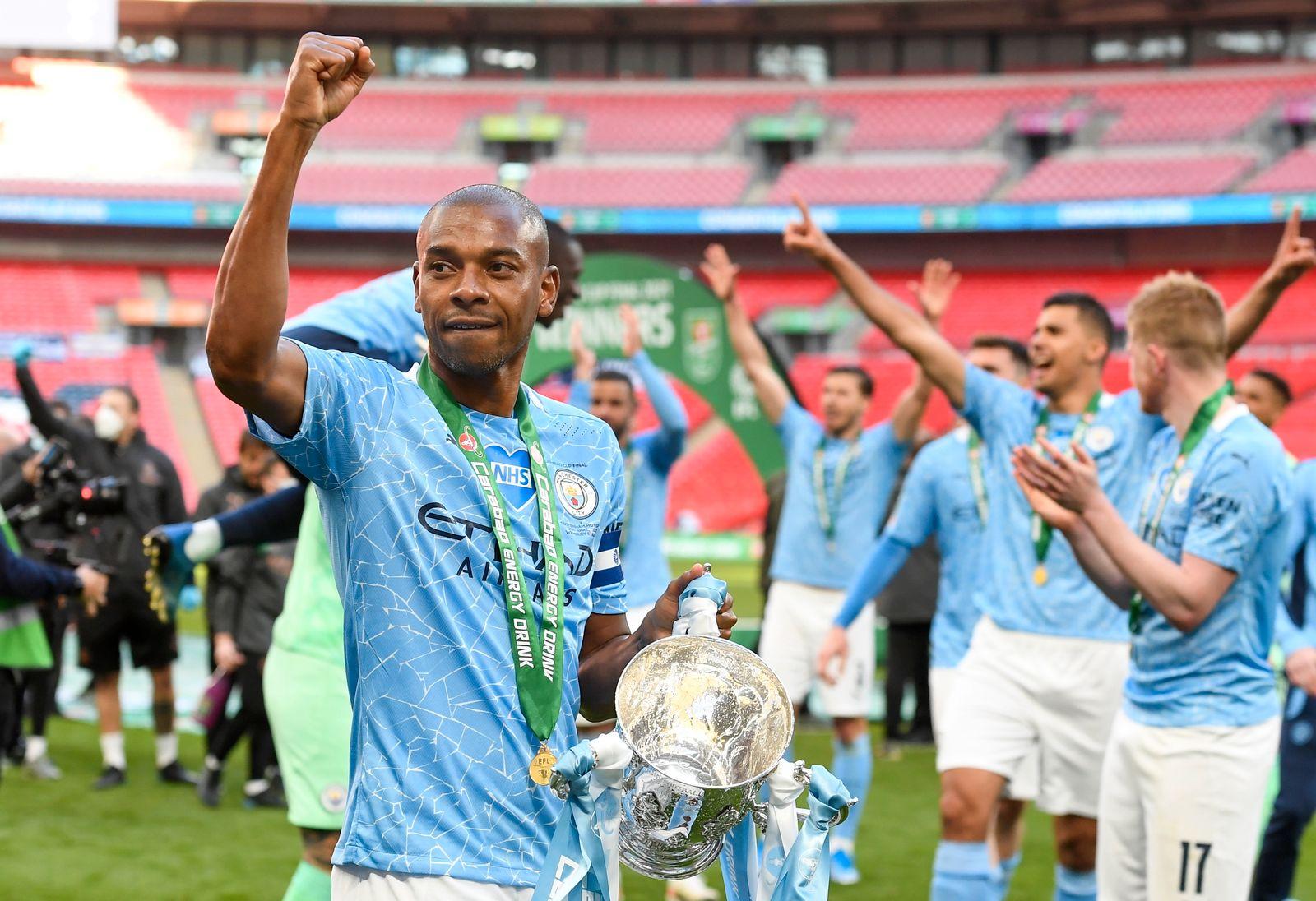 Carabao Cup Final - Manchester City vs Tottenham Hotspur