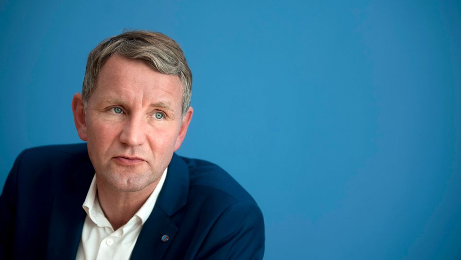 Björn Höcke: Die Staatsanwaltschaft beschäftigt sich seit fast einem Jahr mit Vorwürfen gegen den AfD-Landeschef