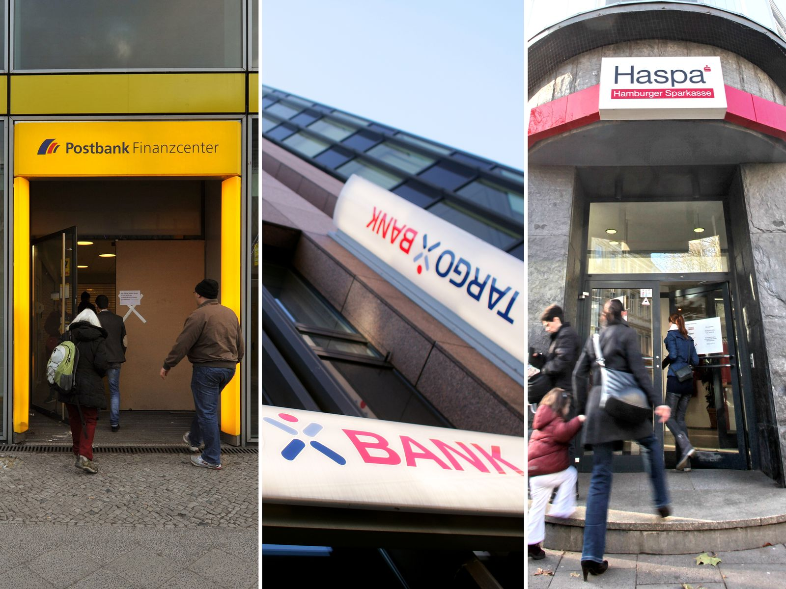 EINMALIGE VERWENDUNG Banken-Kombo