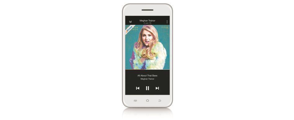Musik-App von Amazon: Mainstreaming, aber keine Masse an Songs
