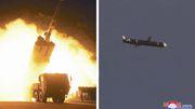 Nordkorea testet »Marschflugkörper von langer Reichweite«