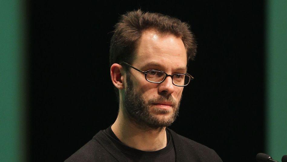 OpenLeaks-Gründer Domscheit-Berg (im Dezember 2010): Kritik von CCC-Kollegen