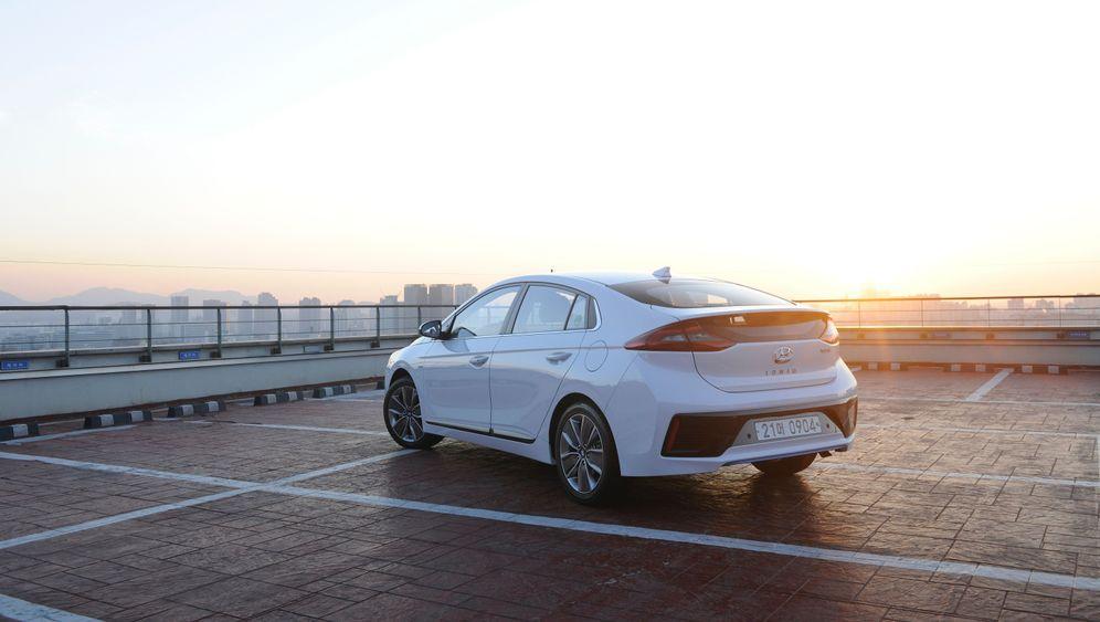 Hyundai Ioniq: Hybrid-Offensive aus Korea