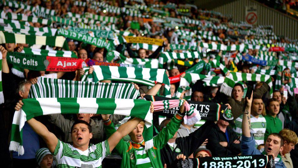Celtic-Fans: Ab ins Paradies