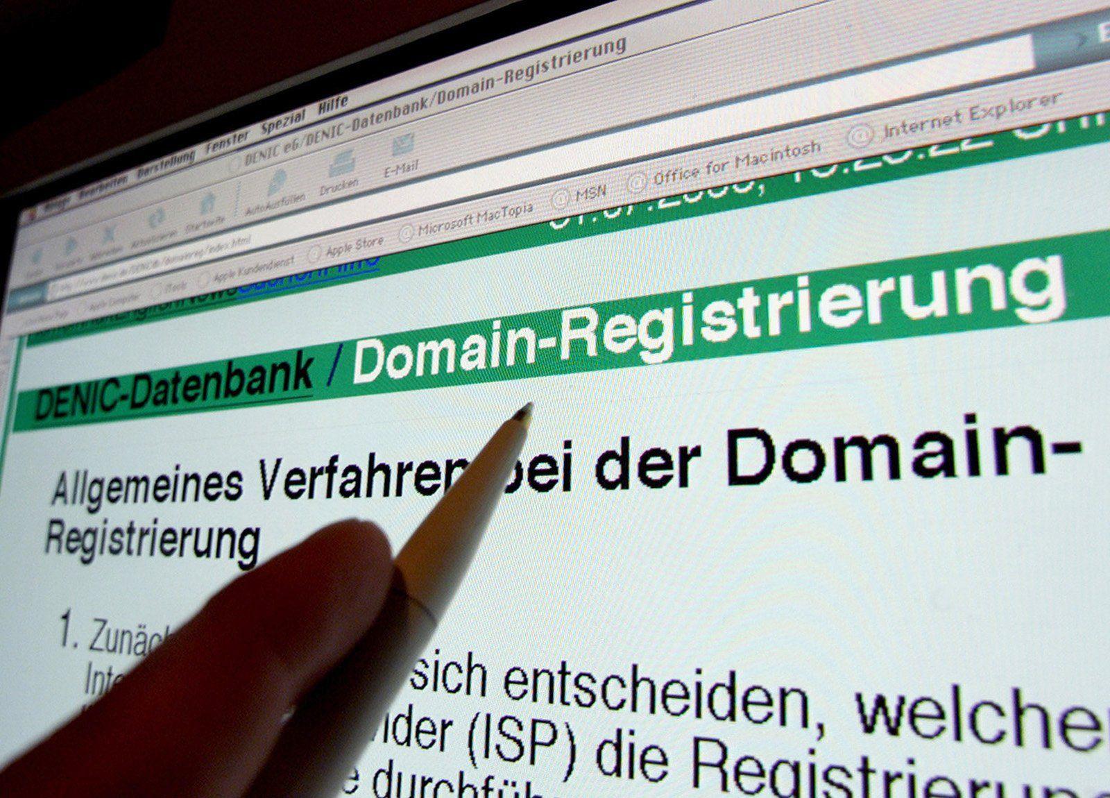 BGH / Domainnamen / Internet