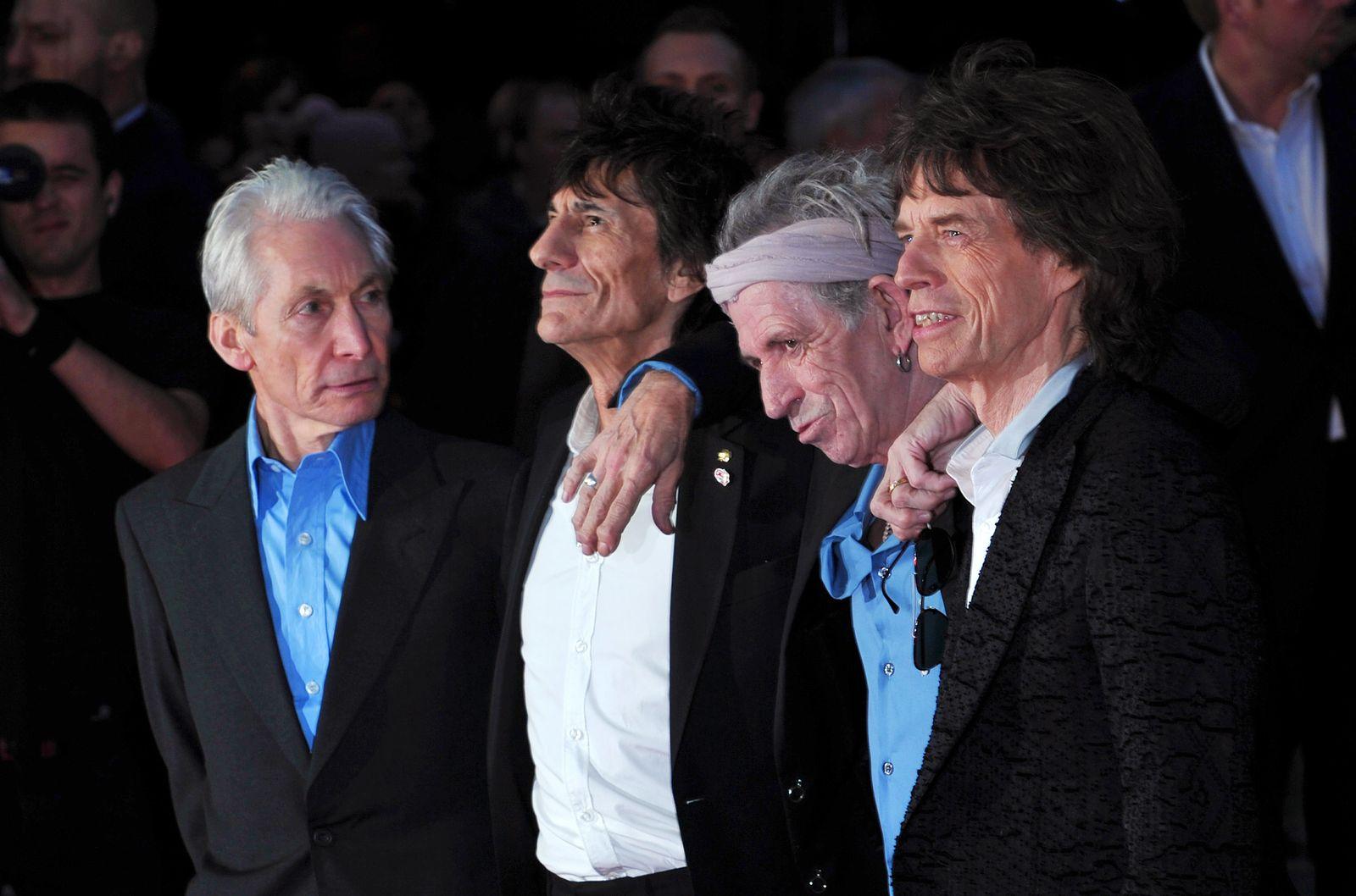 Stones Richards