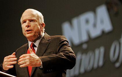 McCain: Erstmal 45 neue Reaktoren, später mehr