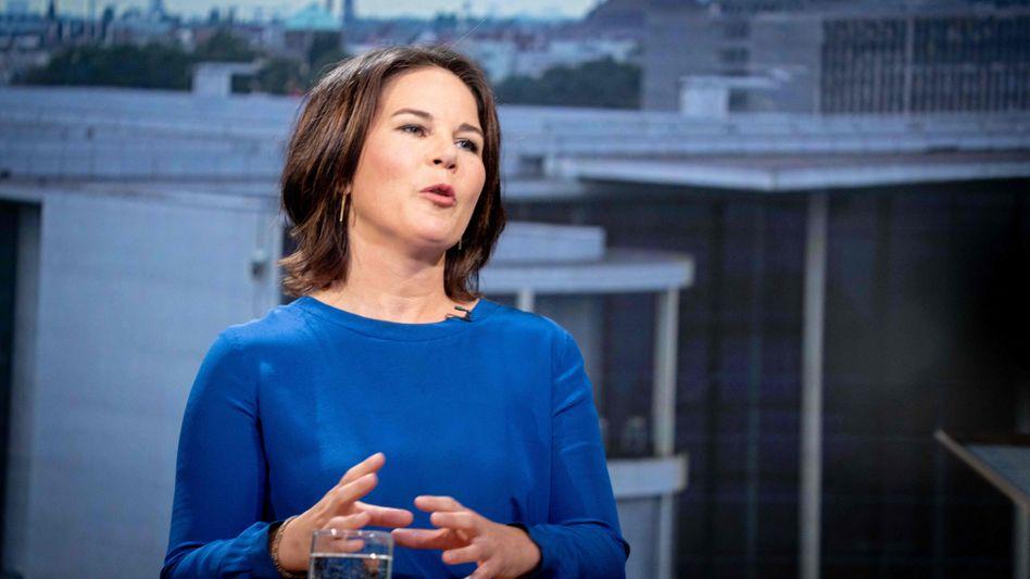 Annalena Baerbock: »Eine Impfpflicht ist in unserem Land gesetzlich, rechtlich, juristisch nicht ganz einfach«