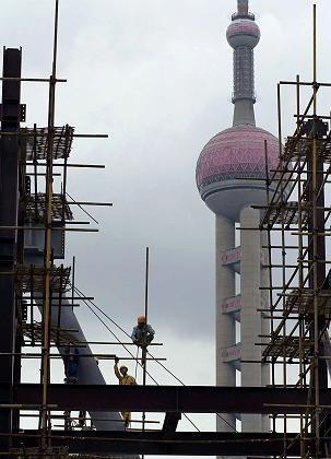 Bauboom in Shanghai: Europa ist gedanklich nicht vorbereitet, seine Politik unfassbar naiv