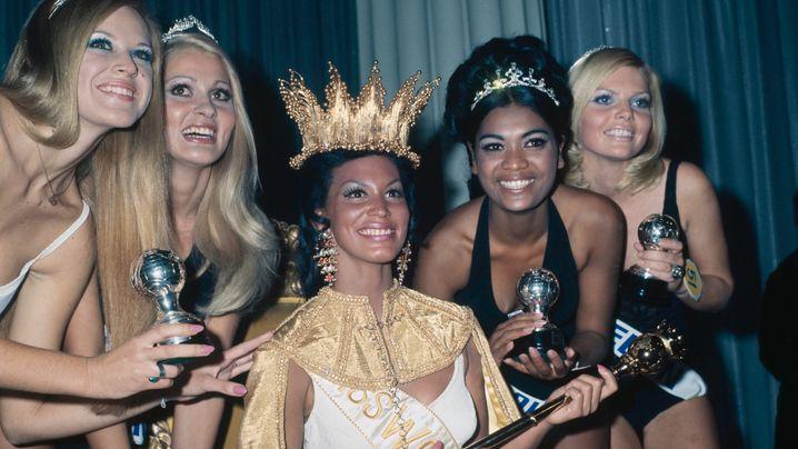 Ohne Fleisch kein Preis - die Miss-Wahl 1970