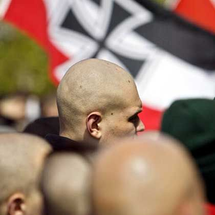 Neo-Nazis have become a lasting problem in some parts of Eastern Germany.