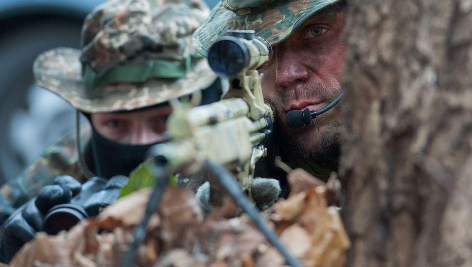 G3 im Einsatz: Deutsche Waffen im Bürgerkrieg