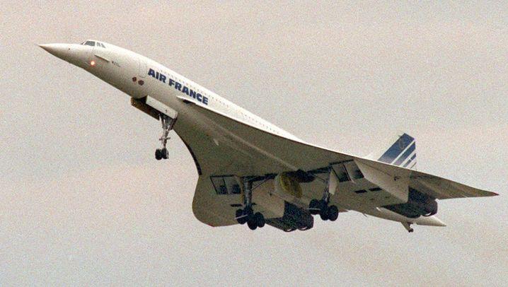 "Todesflug AF 4590: Das Ende der ""Königin der Lüfte"""
