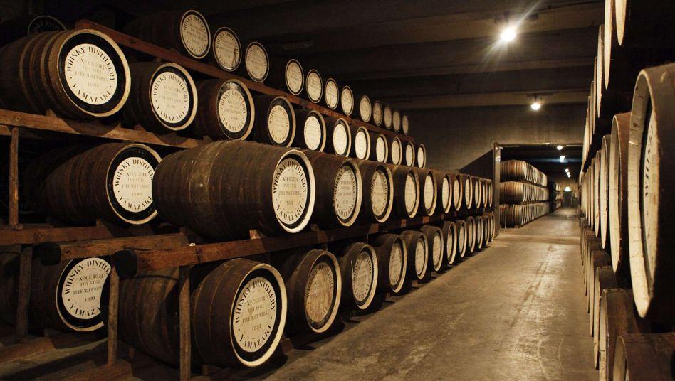 Yamazaki-Destillerie: Älteste, noch betriebene japanische Whisky-Brennerei
