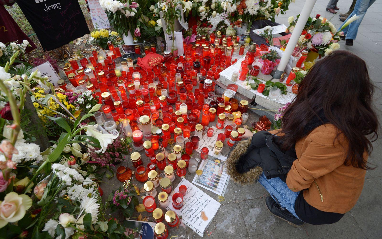 Gedenken an Prügelopfer vom Alexanderplatz