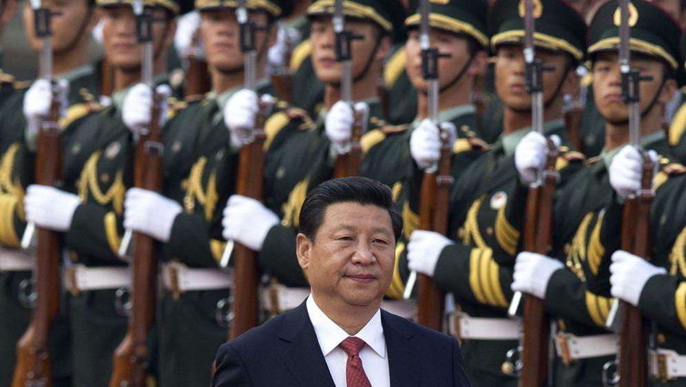 Ostchinesisches Meer: Streit um Chinas neue Militärzone