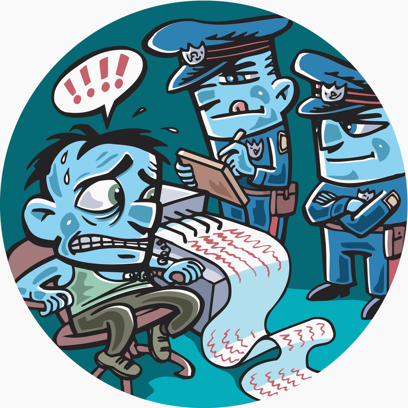 NICHT MEHR VERWENDEN! - SYMBOLBILD Lügendetektor