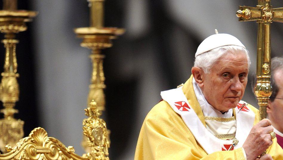Papst Benedikt: Seine Kirche steckt in Deutschland in einer tiefen Krise